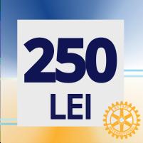 250 lei