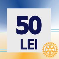 50 lei
