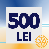 500 lei